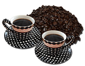 Enjoy a cup of coffee and contact Intentional Living